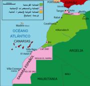 الحماية الثلاثية على المغرب (1912 - 1956)