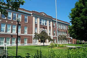Bath, Maine - Morse High School