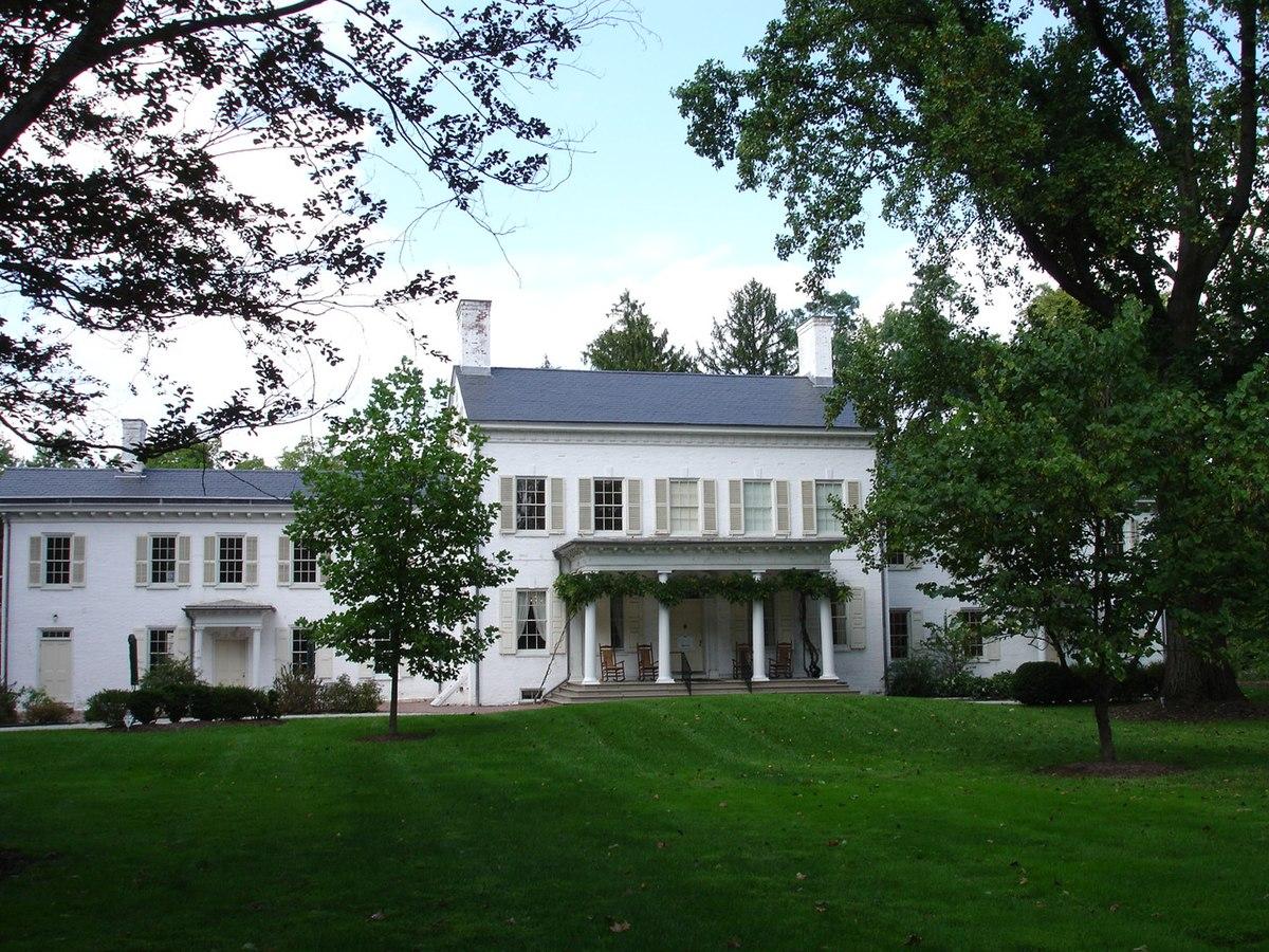 Morven Princeton New Jersey Wikipedia