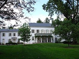 Morven (Princeton, New Jersey) United States historic place