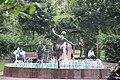 Moscow, Gorky Park fountains (36674354710).jpg