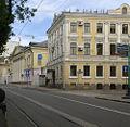 Moscow, corner of Pokrovsky Blvd - Durasovsky Lane.jpg