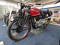 Motor-Sport-Museum am Hockenheimring, Red CM 500 with OHV engine, pic1.JPG