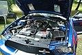 Motor of Shelby GT500 Super Snake at Legendy 2014.JPG