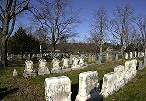 Mount Hope Cemetery (Boston) - Image: Mount Hope Cemetery Boston MA 02