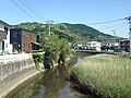 Mount Nagatareyama and River Nanaderagawa 2.JPG