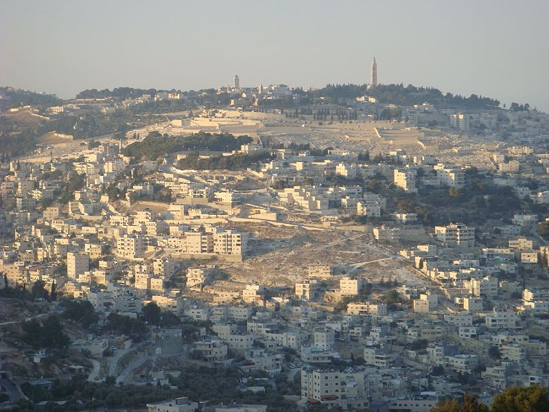 File:Mount of Olives Jerusalem.jpg