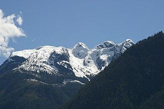 Mount Frederick William - Mt. Frederick William