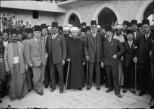 Mufti of Jerusalem 1929