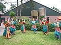 Multiculti! Turkse dans tegen decor van Hollandse boerderij.jpg