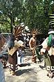 Museo Dolores Olmedo, Carnaval de las tradiciones 2014 10.JPG