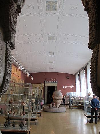 Museo pushkin%2C calchi%2C sala del medio oriente