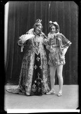 Musette, Oscarsteatern 1908. Rollporträtt - SMV - GA014.tif