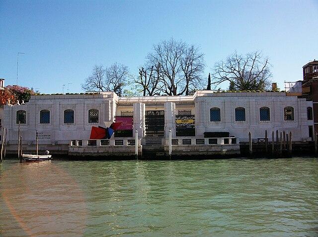 Museo guggenheim de venecia museo y galer a en venecia for Orari museo guggenheim venezia