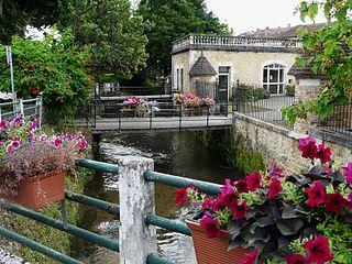 Mussidan Commune in Nouvelle-Aquitaine, France