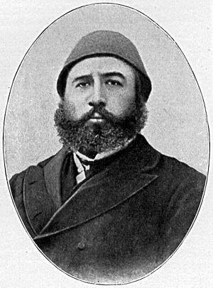 Mustafa Fazl Pasha