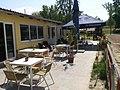 Mustang Lovasclub, Dunaharaszti, Paradicsomsziget, Bistro terasz - panoramio.jpg