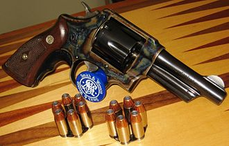 Smith & Wesson Model 22 - Image: My .45 ACP S&W model 22 4 (17)