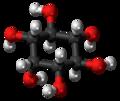 Myo-Inositol molecule ball.png