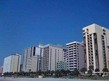 Get In Edit Myrtle Beach S Rapidly Growing Skyline