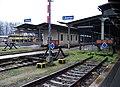 Nádraží Liberec, nástupiště 3 - 5, ze 2. nástupiště.jpg
