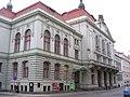 Národní dům na Smíchově, Zborovská ulice.jpg