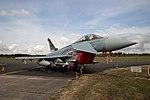 "Nörvenich Air Base Eurofighter Typhoon Luftwaffe 31+31 ""Spirit of Oswald Boelcke"" (30549948188).jpg"