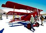 N425CR Grube Christopher R FF-Dr.I C-N 11178 - Fokker Dr.I (Full Size Flying Replica) (11425516063).jpg