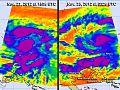 NASA Satellites See Typhoon Bopha Now Heading Toward the Philippines (8242493820).jpg
