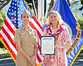 NAVFAC Pacific Real Estate Team Receives Federal Team Excellence Certificate (26348248817).jpg