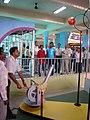 NCSM Dignitaries Visiting Dynamotion Hall - Science City - Kolkata 2006-07-04 04746.JPG