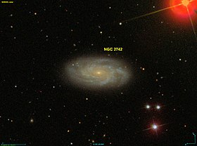 Image illustrative de l'article NGC 2742