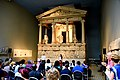 NMT Automatic performing a play in front of the Nereid Monument.jpg