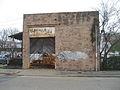 NOLA CBD March 2010 Higgins Brick Garage.JPG