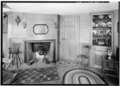 NORTHWEST ROOM, SHOWING FIREPLACE - Atwood-Higgins House, Bound Brook Island Road, Wellfleet, Barnstable County, MA HABS MASS,1-WEL,4-7.tif