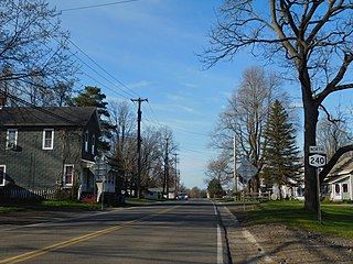 East Concord, New York human settlement in New York, United States of America