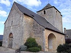 Nadaillac - Église Saint-Denis -01.JPG