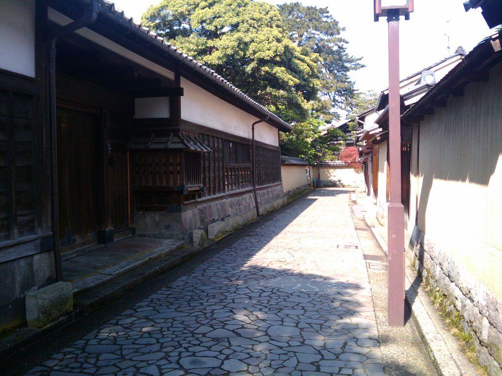 Nagamachi Buke Yashiki District 04