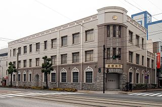 長崎銀行の本店