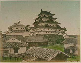 Owari Domain - Nagoya Castle was the administrative seat of the Owari Domain