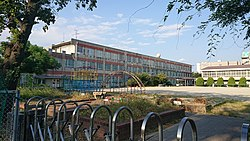 Nagoya City Shirakane Elementary School 20200825-06.jpg