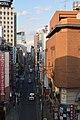 Nagoya Joshidai-koji from South 2014-01.JPG