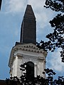 Nagyboldogasszony ortodox székesegyház, csonka torony, 2016 Belváros-Lipótváros.jpg