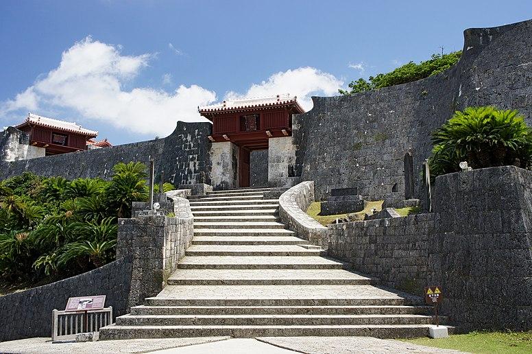 Naha Shuri Castle11s3s4592