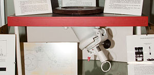 Nahverteidigungswaffe - Nahverteidigungswaffe at Panzermuseum Munster