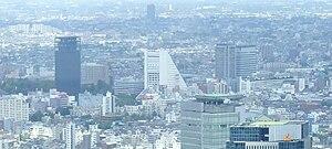 Nakano, Tokyo - Skyline around Nakano station