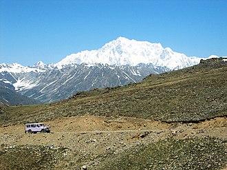 Nanga Parbat - Nanga Parbat from Deosai