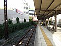 Nankai Shiomibashi Station platform - panoramio (7).jpg