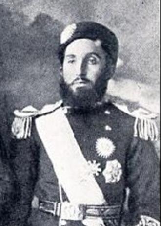 Nasrullah Khan (Afghanistan) - Image: Nasrullah Khan
