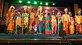 Natakam Folk Artform performance in Janapada Jathara (2018).jpg